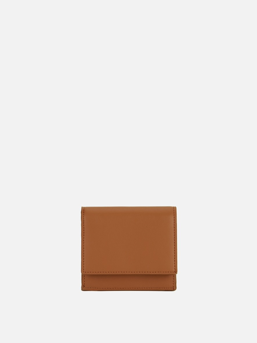 Pochette small wallet Creamy Tan