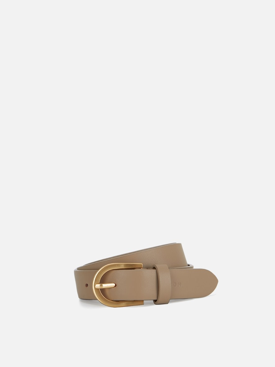 Around Belt Beige